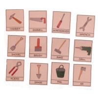 Tools - English cards
