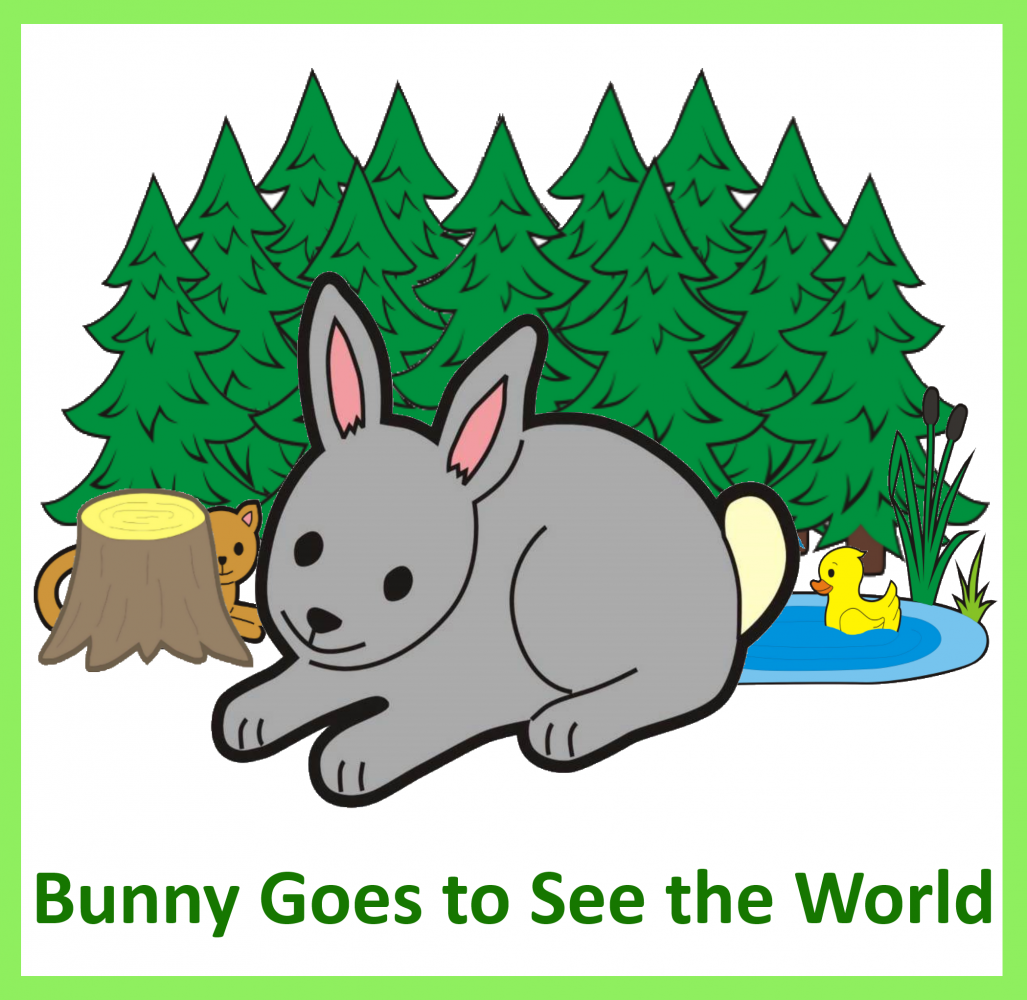 CD-Bunny Goes to See the World (1 jazyk EN)