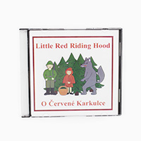 CD - Little Red Riding Hood (2 jazyky)