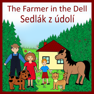 CD-The Farmer in the Dell (2 jazyky)
